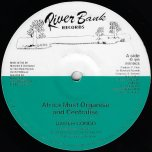 Africa Must Organise And Centralise / Version Mix 1 / Mix 2 - Daweh Congo / Mafia And Fluxy / Gussie P