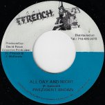 All Day And Night / Ver - Prezident Brown