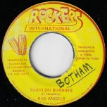 Babylon Burning / Ver - Ras Angels