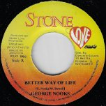 Better Way Of Life / Ver - George Nooks