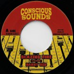 Blazing Fire / Human Dub I - Danny Red