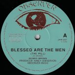 Blessed Are The Men (Extended) / Cry Cry (Extended) - Dennis Brown / Junior Delgado