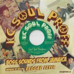 Cant Get Nowhere / Styles - KC White And The Wailing Souls / Junior Demus