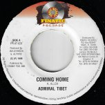 Coming Home / 3 In 1 Ver - Admiral Tibet