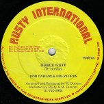 Dance Gate / Twelve Tribes Of Israel - Don Carlos And Gold / Mr Spaulding