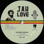 Father House (Extended) / In My Vision / Dub - Ras Teo / Lone Ark Riddim Force