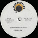 Five Pound Box Of Dubs / Ver - Sammy Levi
