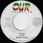 Food / My People Slave - Michael Rose / Ras Irie And Bunny Don