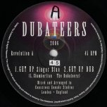 Get Up / Get Up Dub / The Royal Dub / The Kings Dub - Singer Blue / The Dubateers