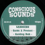Guide And Protect / Guiding Dub / Sabbath / Tech Dub - Sandeeno / Mystical Steppa