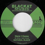Here I Come / Mama Africa  - Natural Black / Makajah