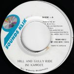 Hill And Gully Ride / Ver - Ini Kamoze