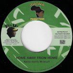 Home Away From Home / Stone Rock Dub - Nadia Harris McAnuff / Earl Jr Mix