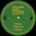 Honesty / Honesty Dub / Melodica Love / Melodica Love Dub - Alpha D And Sersha R / Welders Hifi /