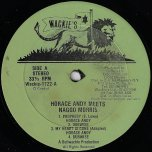 Prophesy / Dubwise / My Heart Is Gone / Dubwise / Come And Tell Me / Dubwise / You Rest On My Mind / Dubwise - Horace Andy Meets Naggo Morris