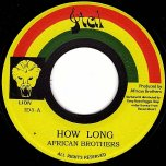 How Long / Ver - African Brothers