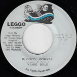 Iniquity Worker / Ver - Yami Bolo