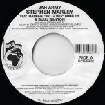 Jah Army / Inst - Stephen Marley Feat Damian Marley And Buju Banton