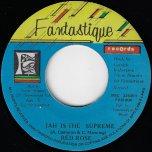 Jah Is The Supreme / Stamina - Anthony Red Rose / Sly And Robbie