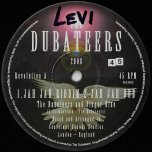 Jah Jah Riddim / Jah Jah Dub / Broken Arrow / Arrow Dub - The Dubateers And Singer Blue