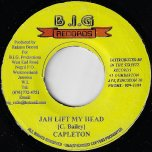 Jah Lift My Head / Ups And Downs In Life - Capleton / Silva Kid And Lemon