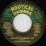 Jah Love And Mercy / Merciful Dub - Clive Matthews