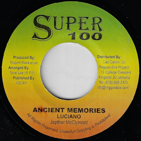 Ancient Memories / Hit Ver - Luciano