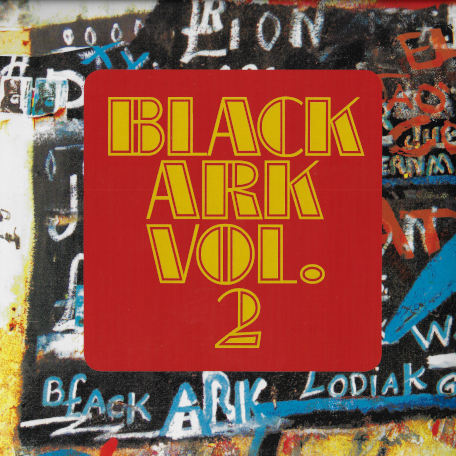 Black Ark Vol 2 - Various..Carol Cole..The Silvertones..The Inamans..Lacksley Castell..Bunny Rugs..The Upsetters