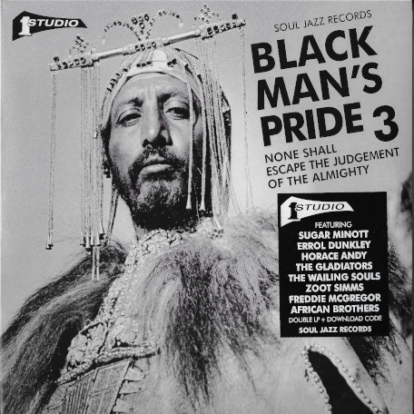 Black Mans Pride 3 - None Shall Escape The Judgement Of The Almight - Various..Horace Andy..The Gladiators..African Brothers..Zoot Simms..Errol Dunkley
