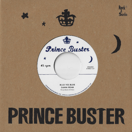Blue Yes Blue / Love Each Other - Dawn Penn / Prince Buster