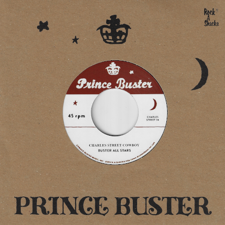 Charles Street Cowboy / Only Soul Can Tell - Buster All Stars / Slim Smith