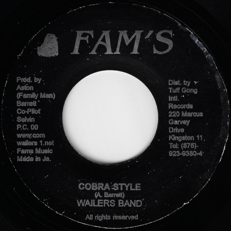 Cobra Style / Ver - Wailers Band