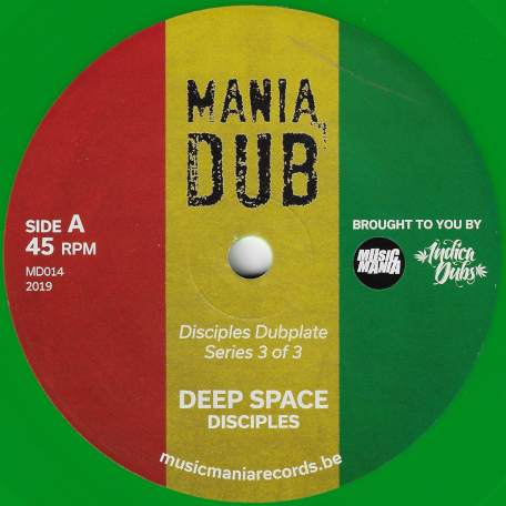 Deep Space / Deep Dub - Disciples
