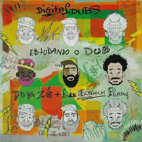 Estudando O Dub / Dub - Digital Dubs Feat Tom Ze And Lee Perry