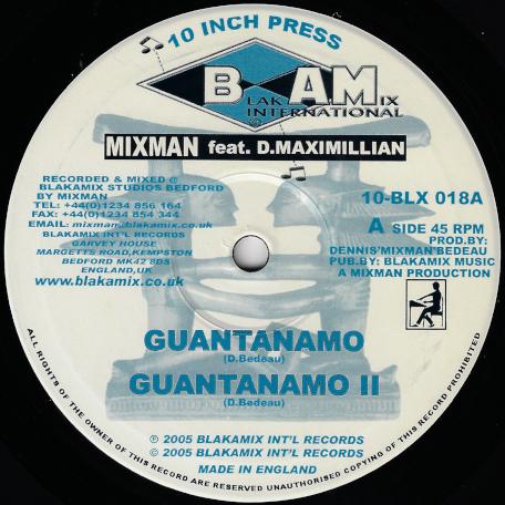 Guantanamo / Sheshamane Call