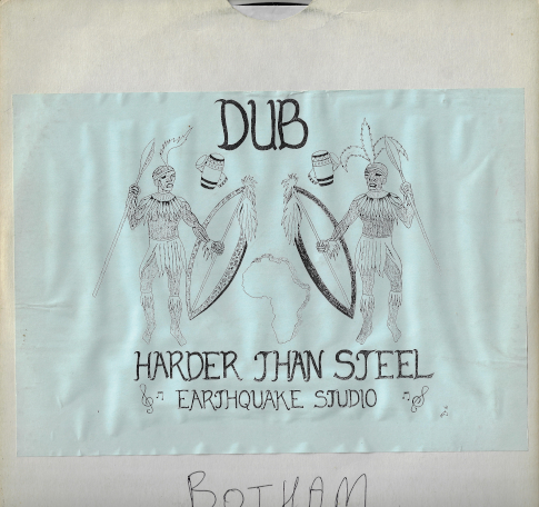 Dub Harder Than Steel - TNT Roots And Winston Dread
