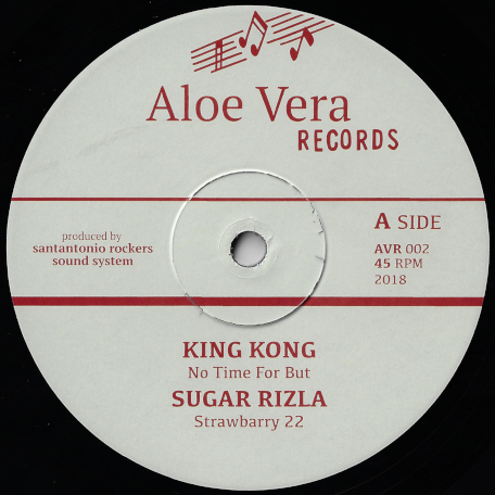 No Time For But / Strawbarry 22 / Dubwise - King Kong / Sugar Rizla / The Officinalis