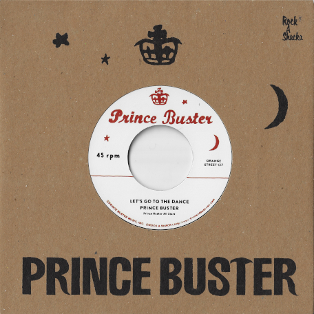 Lets Go To The Dance / Young Love - Prince Buster / Righteous Flames