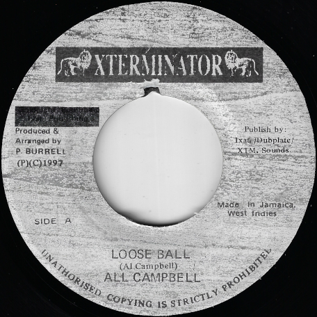Loose ball / Ver - Al Campbell