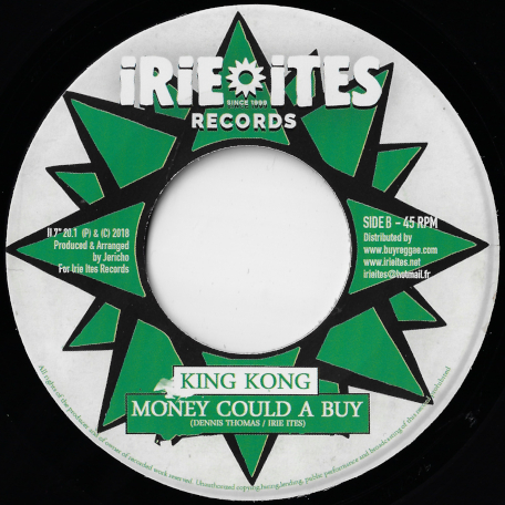 Wake Up The Town / Money Could A Buy - King Kong