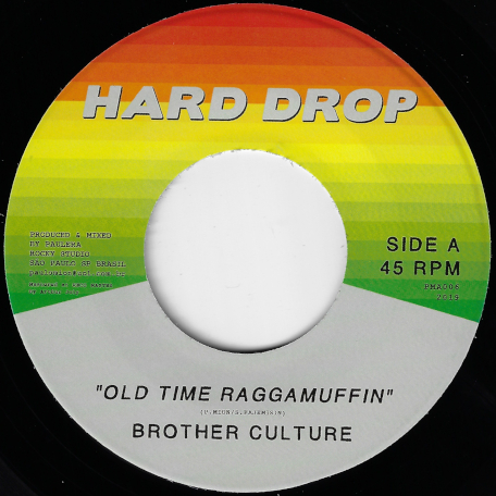Old Time Raggamuffin / Ver - Brother Culture