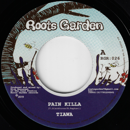 Pain Killa / Too Dangerous Dub - Tiawa / Manasseh