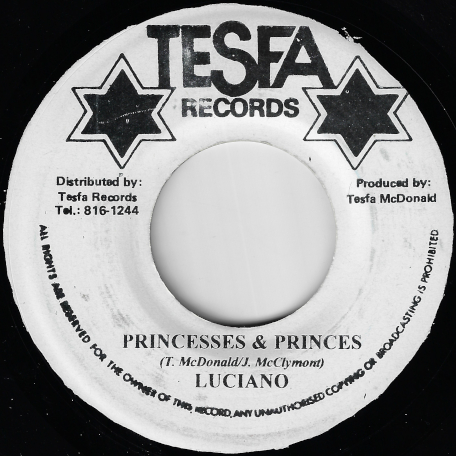 Princesses And Princes / Ver - Luciano