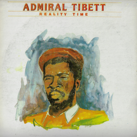 Reality Time - Admiral Tibet