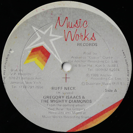 Ruff Neck / Ver - Gregory Isaacs And The Mighty Diamonds