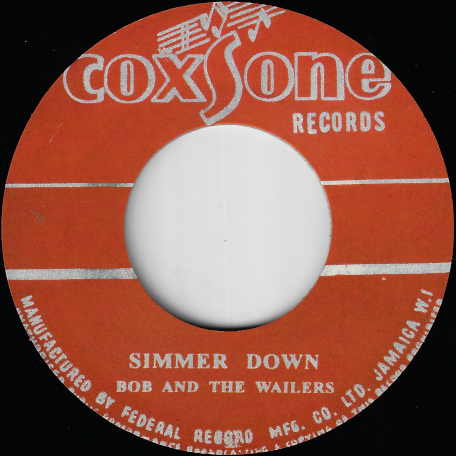 Simmer Down / How Many Times - Bob Marley And The Wailers