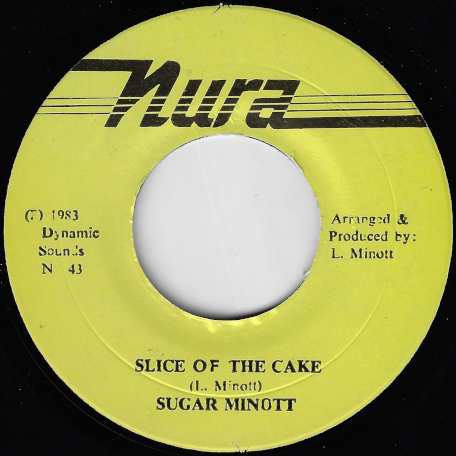 Slice Of The Cake / Ver - Sugar Minott