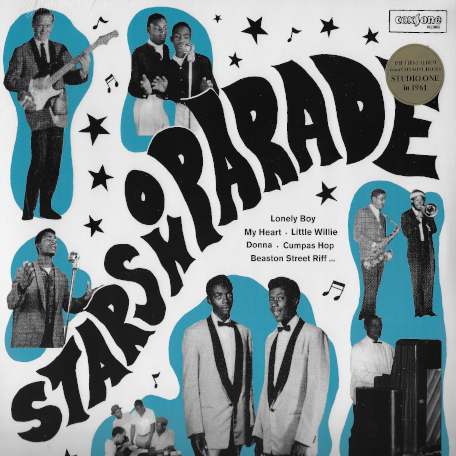 Stars Of Parade - Various..Clue J And His Blues Busters..Aubrey Adams..Simms And Robinson..The Charmers..Owen Grey..Clancy Eccles