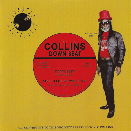 Take Off / Sweet Sweet Sweet - Sir Collins And Owen Gray / Dudu Stackie And Collins