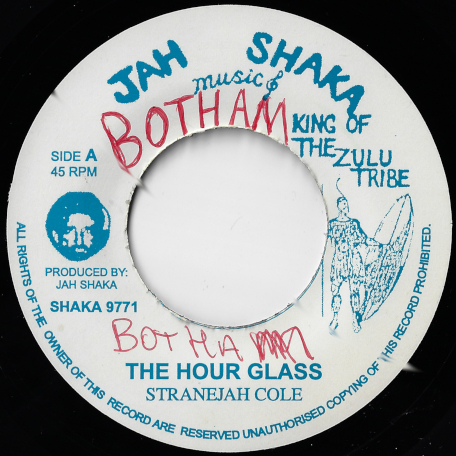 The Hour Glass / Hours Of Dub - Stranger Cole